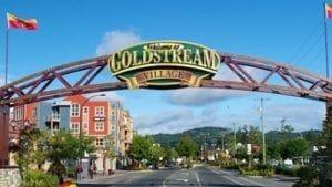 Goldstream sign