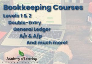 Continuing Education - Best Bookkeeping Course - Career Training