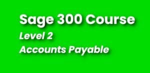 Simply Accounting Course - Level 2 Training - Continuing Education