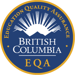 B.C. Education Quality Assurance Logo